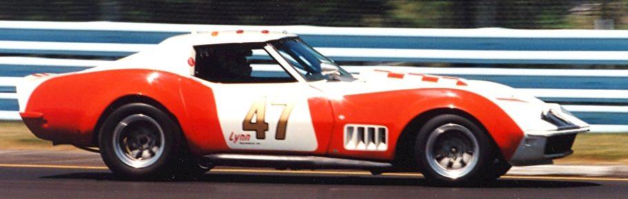Fast 47 Corvette